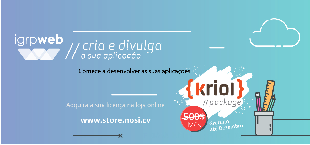 NOSi presents the igrpweb platform and launches the Kriol campaign